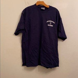 Port and co granite mountain graphic tee
